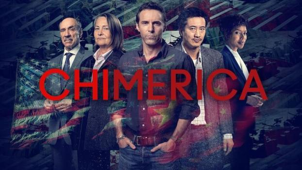 TV Production for Channel 4: Chimerica