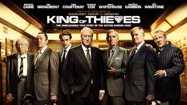 Feature Film: King of Thieves