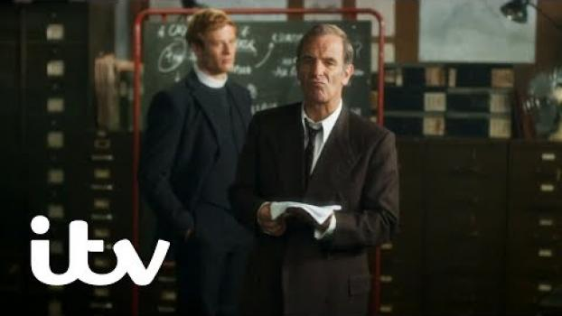 Television Series for ITV: Grantchester