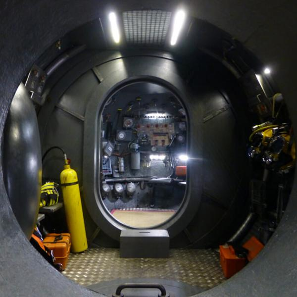 Props - Diving Bell Interior